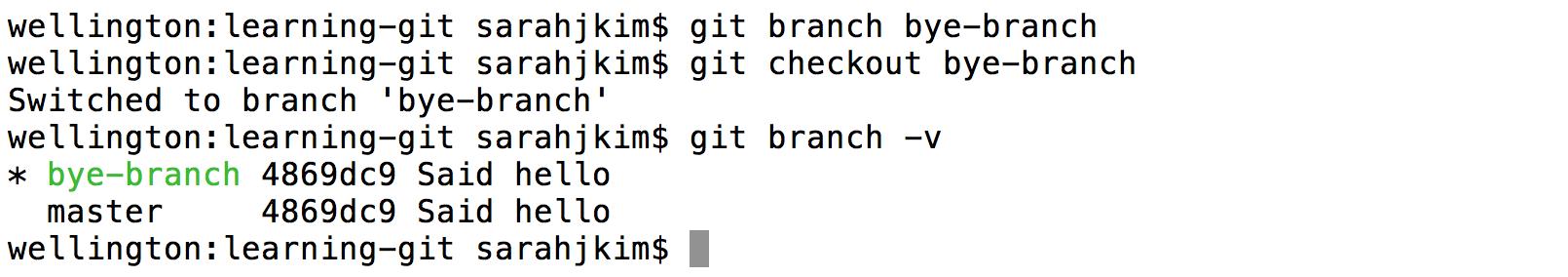 Using Git   CS 61B Spring 2016